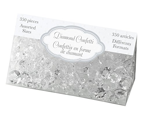 Lillian Rose Confettis de Diamant Clair,