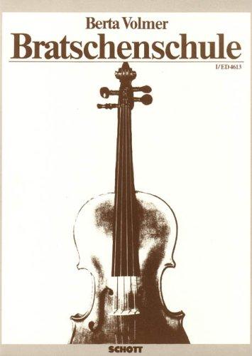 Bratschenschule 1. Viola