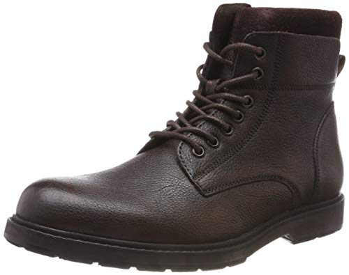 Kenneth Cole REACTION Herren Drue Boot Combat, Braun (Brown 200), 41 EU
