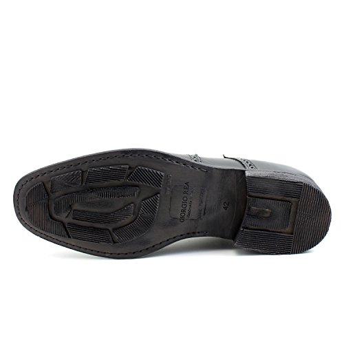 Boucle Single Boucles Élégant Main Boucles Single La Haute Chaussures Mocassins ... b1cd24
