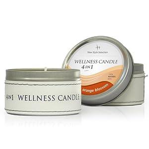 Massagekerze New Style Selection Orange Blossom