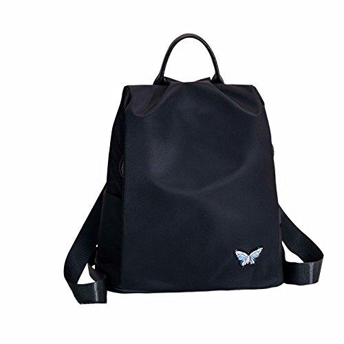stickereien einbrecher einbrecher freizeit tasche, oxford - tuch - tasche,navy blue schwarz