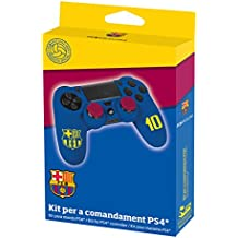 Custom Kit For PS4 Controller - FC Barcelona - FCB - Club Official Licensed Product