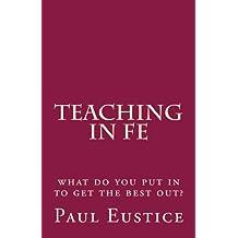 Teaching in FE