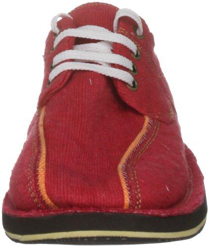 Solerebels, Chaussures voile homme Rouge-V.7