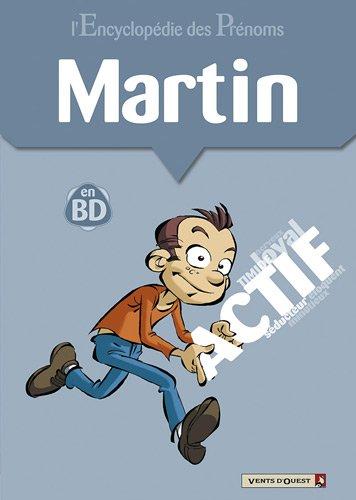 Martin en Bandes Dessinées
