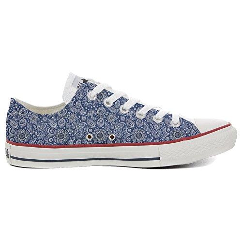 Converse All Star Slim Chaussures Coutume Mixte Adulte (Produit Artisanal) Arabesque