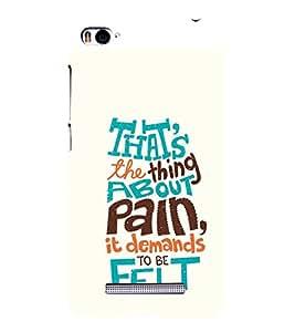 PrintVisa Designer Back Case Cover for Xiaomi Mi 4i :: Xiaomi Redmi Mi 4i (Painitings Watch Cute Fashion Laptop Bluetooth )