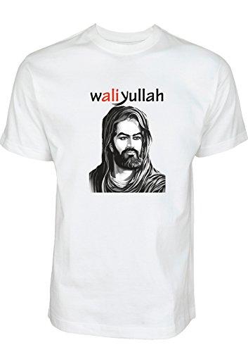Ali ist Pfad Gottes (Aliyun Waliyullah) T-Shirt Ashura Muharram Shirt von Schia-Shop - Schiitische Shia Islam Kleidung (M)