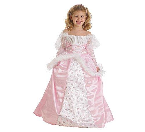 Zzcostumes LLOPIS Kinderprinzessin Kostüm Lux ()