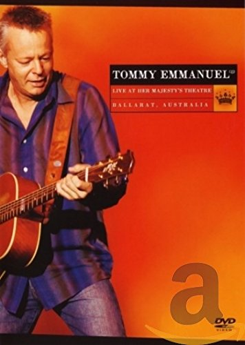 Tommy Emmanuel c.g.p. - Live At Her Majesty's Theatre