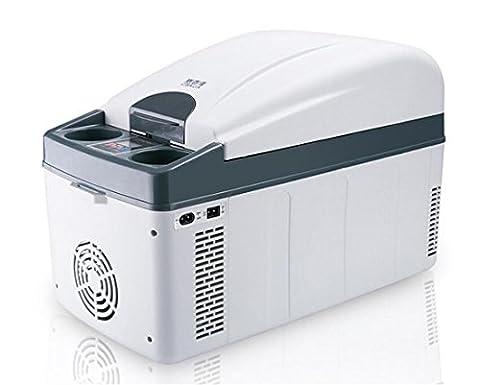 JJH-ENTER Efficace d'économie d'énergie 20L voiture DC12V maison AC220 réfrigérateur semiconducteur mini petit réfrigérateur