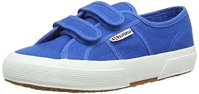 Tg. 31 Superga Jvel Classic Sneaker Bambino Blu Blau Sea Blue 31 EU