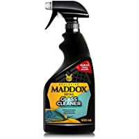 Maddox Detail 20101 Glass Cleaner - Limpiacristales Triple Acción, Limpia, Desengrasa Y Abrillanta, 500 ML