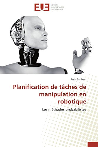 Planification de tâches de manipulation en robotique