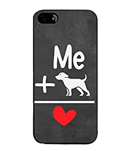 Digiarts Designer Back Case Cover for Apple iPhone 4S (Saying Quotation Teaching Learn)