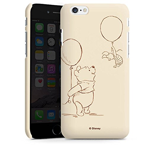 Apple iPhone 8 Silikon Hülle Case Schutzhülle Disney Winnie Puuh & Ferkel Merchandise Fanartikel Premium Case matt