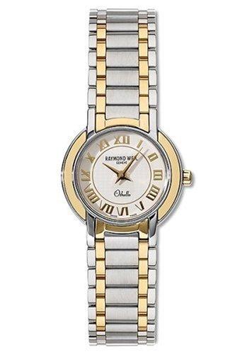 Raymond Weil 2320-STG-00808 - Reloj para mujeres, correa de acero inoxidable