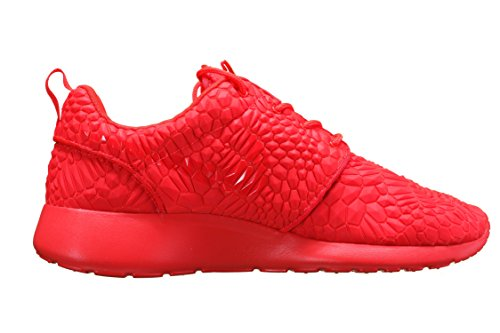 Nike W Roshe One Dmb, Chaussures de Sport Mixte Adulte Naranja (Brght Crmsn / Brght Crmsn-Brght)