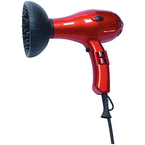 Ardes Sèche Cheveux Professionnel Rouge 2200 W