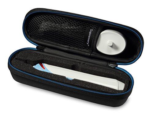 Supremery borsa per braun oral-b pro 700 750 1000 2000 spazzolino da denti elettrico contenitore envoltura protettiva astuccio custodia per il trasporto