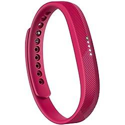 Fitbit Flex 2 Pulsera de Actividad física, Unisex, Magenta, Talla única