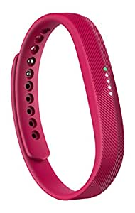 Fitbit Flex 2, Braccialetto per Il Fitness Unisex-Adulto, Magenta, Taglia Unica
