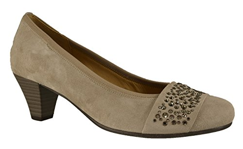 Gabor Shoes 35.482  Damen Pumps Visone