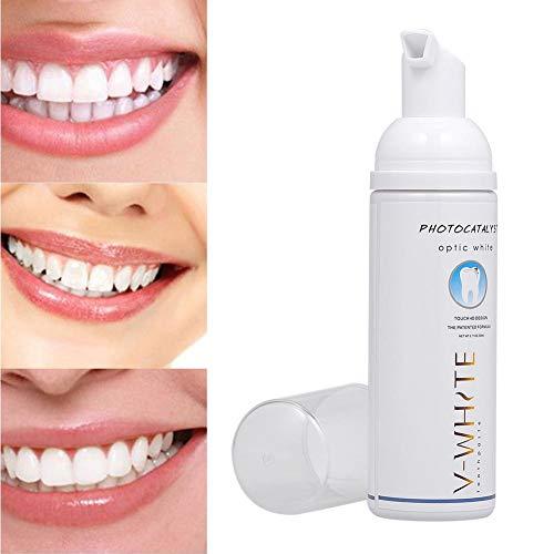 Hook.s 60ml Schaum Zahnpasta Flüssigkeit Tiefenreinigung Zahnaufhellung Zahnpasta -