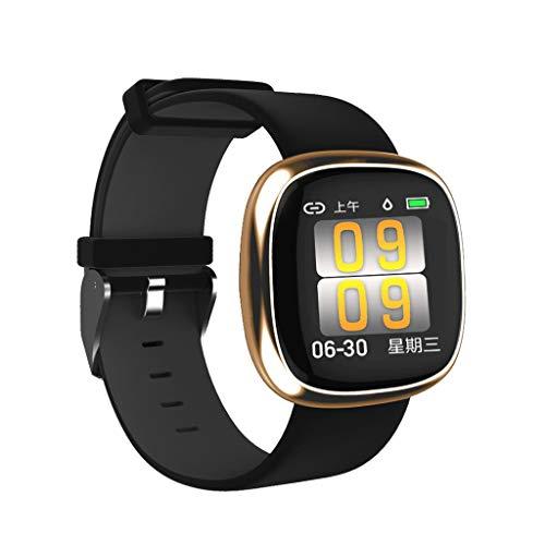 P2 Smart Watch Bluetooth Herzfrequenz Blutdruck Sport Schritt Uhr