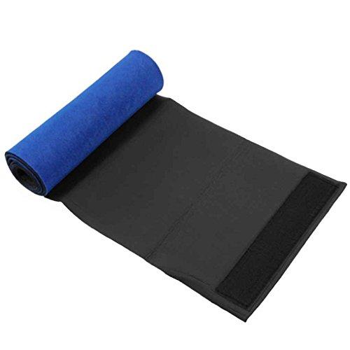 Übung Wraps (Mengonee Abnehmen Übung Taille Schweiß Gürtel Wrap Fett Cellulite Brenner Fitness Gewichtsverlust Gürtel Bauch Gürtel)