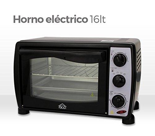 800 W Blanco Severin TO 2054 Horno Tostador 9 litros