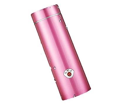 TXZ Bouilloire Petit Mini-dortoir - Petite Tasse d'eau de Puissance Portable Voyage à la Maison électrique Tasse d'eau Chaude Pliante Bouilloire électrique (capacité: 0.4L)