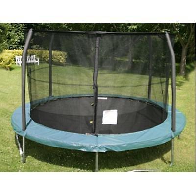 Jumpking Trampolin Combo Sprünge Teppich Netz elastisch jpco10jumpod 10ft Federn - 10ft Teppich