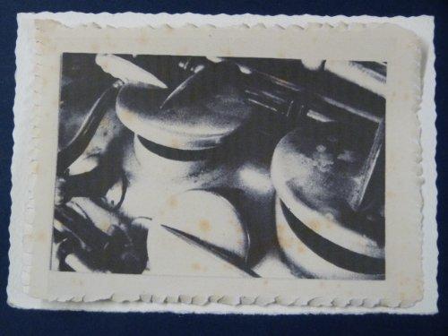 Handgefertigte-GrukarteGeburtstagskarte-Vintage-Saxophondetail-Antikeffekt