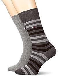 Tommy Hilfiger Men's Calf Socks pack of 2