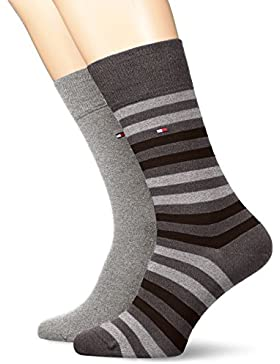Tommy Hilfiger Herren Socken 2er Pack