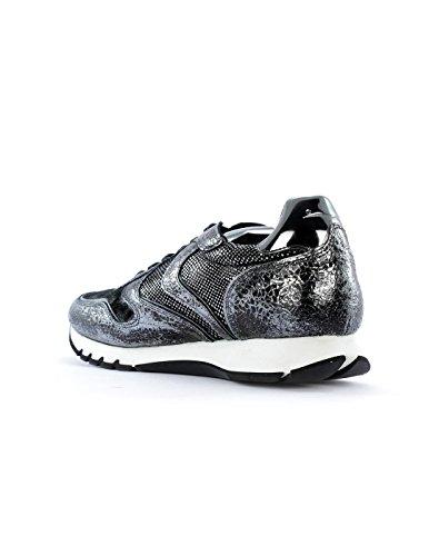 Voile Blanche , Damen Sneaker Silber