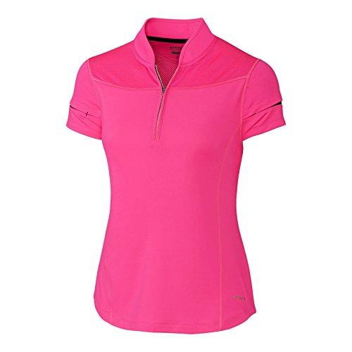 New Cutter & Buck Golf Sport Polo Shirt Annika Collection Größe XS–XL lak06283 Gr. Large, Blast (Damen Collection Golf-shirt)