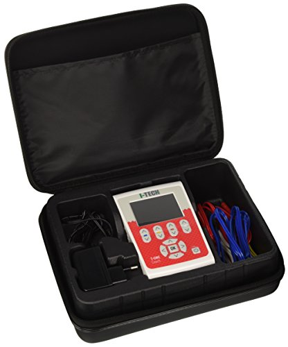 IACER I-TECH - T-ONE COACH - Elektrostimulator - 4 Kanälen - 58 prog.