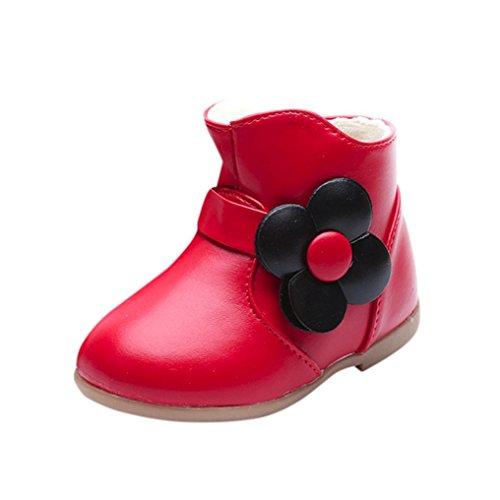 Martin Schuhe Jamicy® Winter heiße Verkaufs Baumwoll Stiefel klassische Schuhe rutschfeste halten warme Sport Freizeit schuhe Für Jungen mädchen (EU:24, (Herren Boots Zum Verkauf)