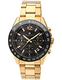 Charles-Hubert, Paris Men's 3976-G Premium Collection Analog Display Japanese Quartz Gold Watch