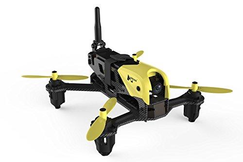 XciteRC 15030700 - Hubsan x4 Storm Racing Drone FPV Quadrocopter - RTF-Drohne mit HD-Kamera, Akku, Ladegerät und Fernsteuerung - 2