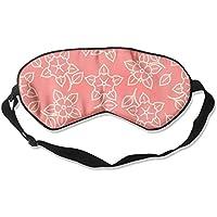 Japanese Seamless Pink Flower 99% Eyeshade Blinders Sleeping Eye Patch Eye Mask Blindfold For Travel Insomnia... preisvergleich bei billige-tabletten.eu