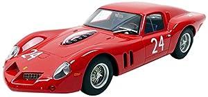 CMR-250GT Drogo Test Le Mans 1963Ferrari, cmr095, Rojo, en Miniatura (Escala 1/18