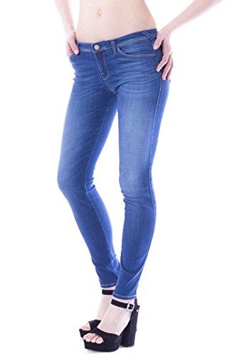 ARMANI JEANS - Femme jeans skinny 3y5j28 5d0zz Denim
