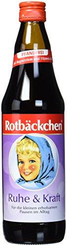 Rotbäckchen Ruhe & Kraft, 6er Pack (6 x 700 ml)