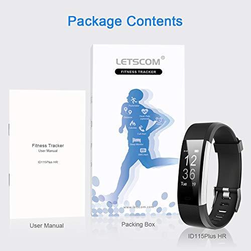 Zoom IMG-6 letscom fitness tracker hr orologio
