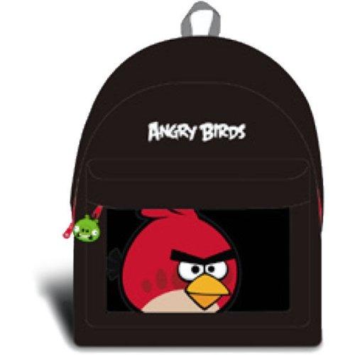 Birds Kid Angry Kostüm - Angry Birds Rucksack / Schulrucksack