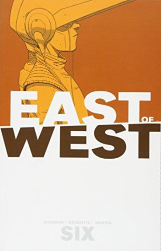 East of West Volume 6 por Jonathan Hickman